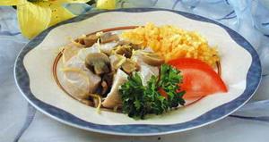 Հավը չինական ձևով