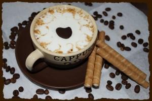 Սերուցքով սուրճ
