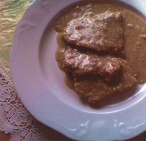 Տավարի միս վրացական