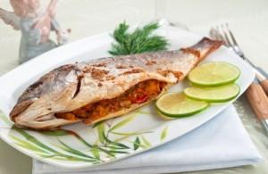 Լցոնած ձուկ