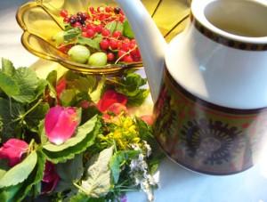 Վարդի թեյ
