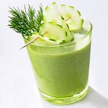 Բանջարեղենով կոկտեյլ