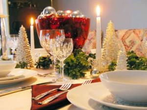 Ամանորյա սեղան