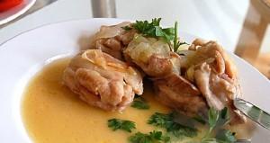 Մարինարա սոուսով հավ