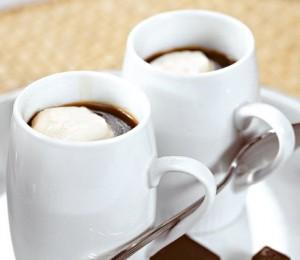 Կոնյակով սուրճ